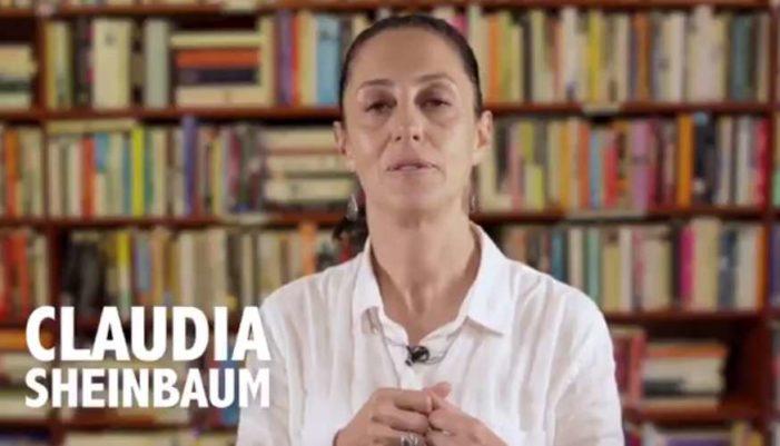 Claudia Sheinbaum a Ricardo Monreal: 'Hay que saber perder y sin chantajes' (VIDEO)