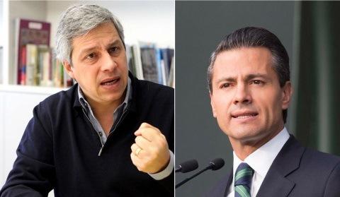 Peña Nieto intimidó a Claudio X. González por hablar de corrupción: NYT