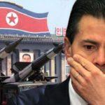 Peña Nieto chantajea y presiona sin fundamento a Corea del Norte: Experto