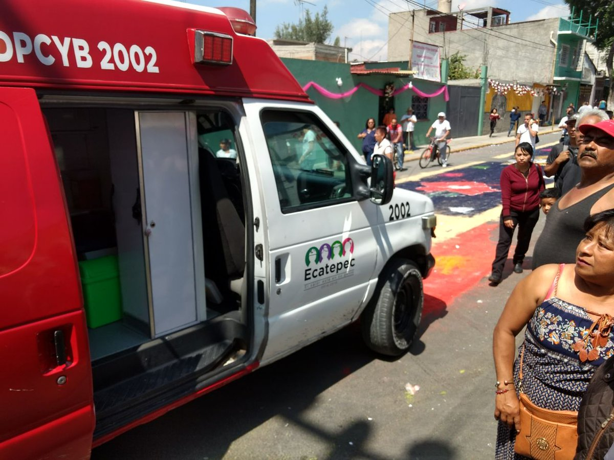 12 lesionados tras explosión de cohetones