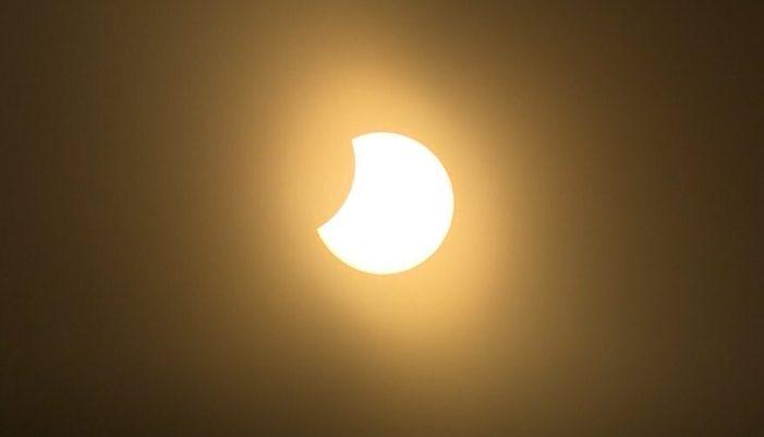 Las mejores imágenes del eclipse (VIDEO y FOTOS)