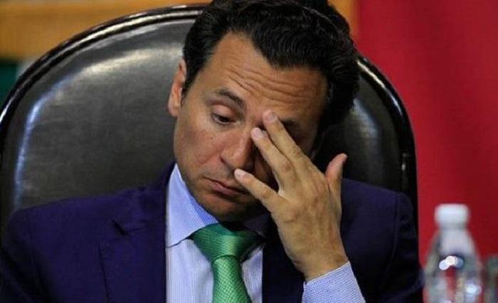 Emilio Lozoya se ampara contra acusación de Fepade