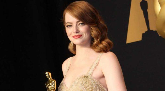 Emma Stone es la actriz mejor pagada del mundo, supera a Jennifer Lawrence