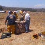 Encuentran seis cadáveres en un 'narcopozo' al sur de Ensenada