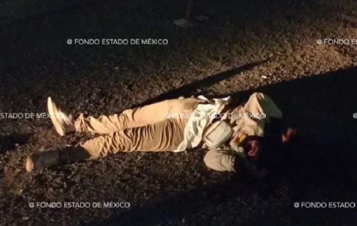 Hallan a mujer ultimada a balazos en Ecatepec; feminicidio 159