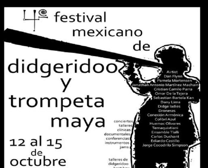Llega el DideridooFest a México
