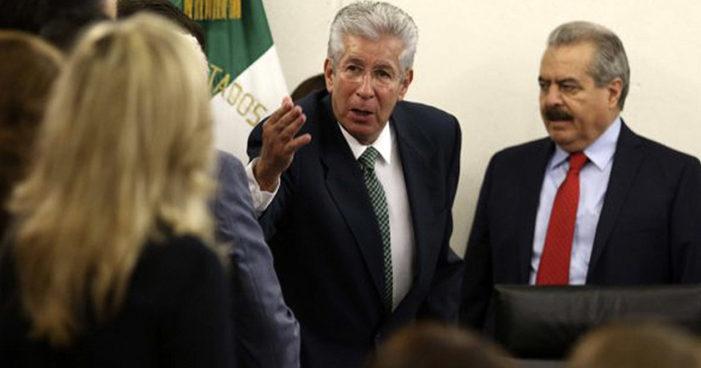 Recibió Ruiz Esparza indemnización millonaria por muerte de suegra