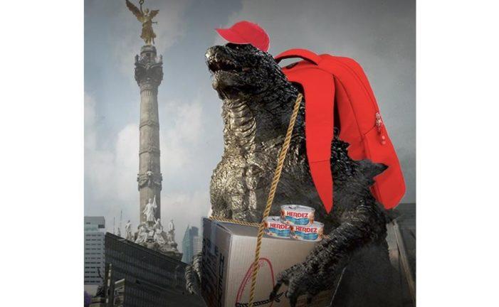 Gobierno de Mancera cierra calles por filmación de Godzilla
