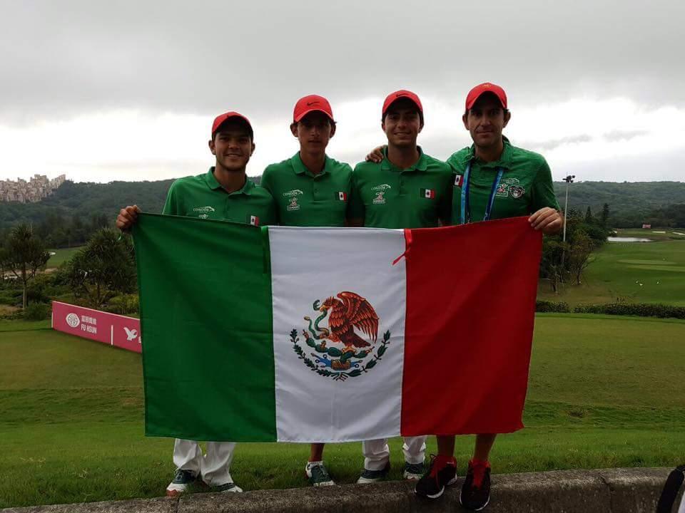 Logra Raúl Pereda el quinto oro para México en China Taipéi