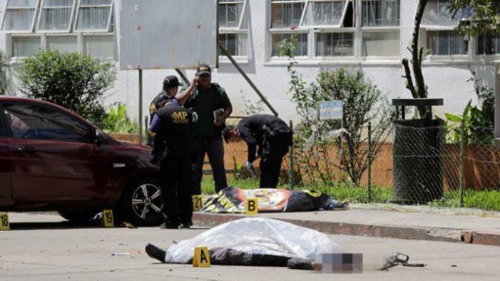 Brutal masacre en Guatemala; Maras entraron por compañero y asesinaron a 6 e hirieron a 12