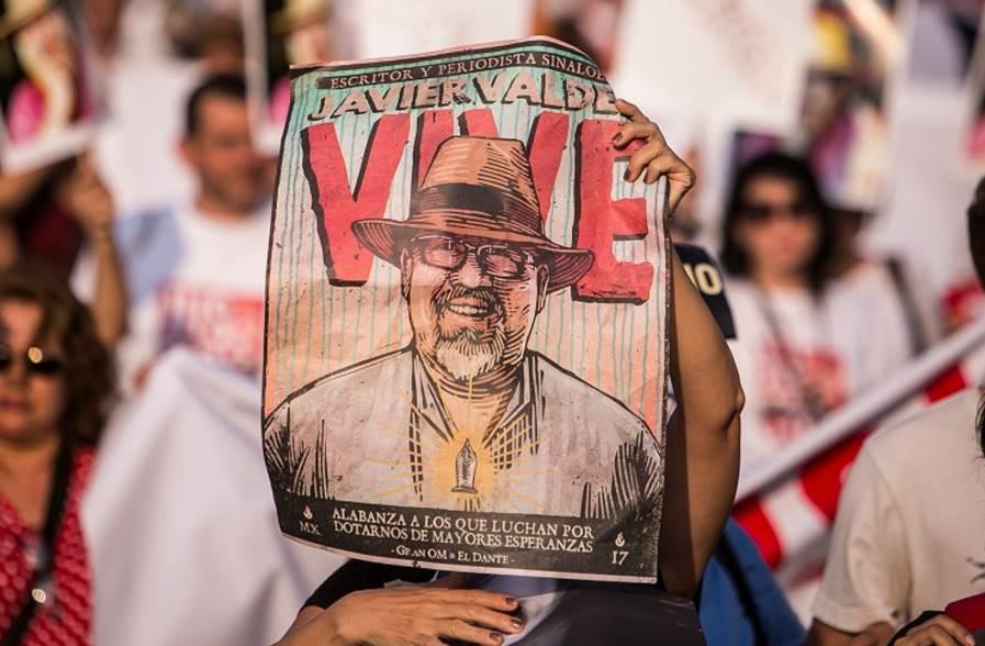 asesinato de Javier Valdez