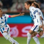 Liga de futbol femenil registra récord de audiencia