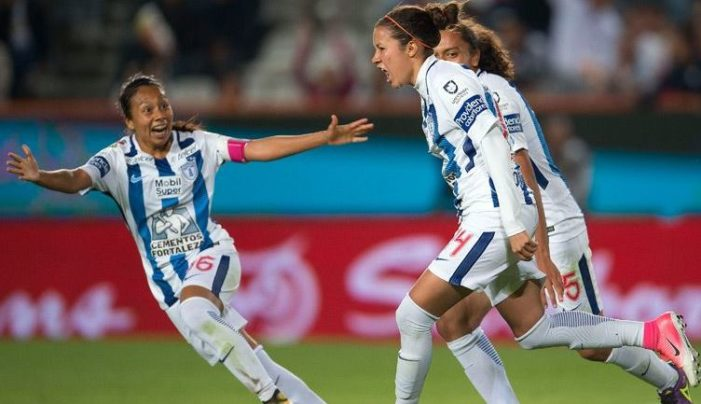 Liga de futbol femenil registra récord de audiencia