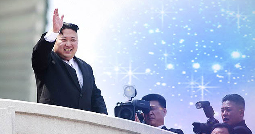 Kim Jong-Un se reunió con Xi Jinping en Pekín