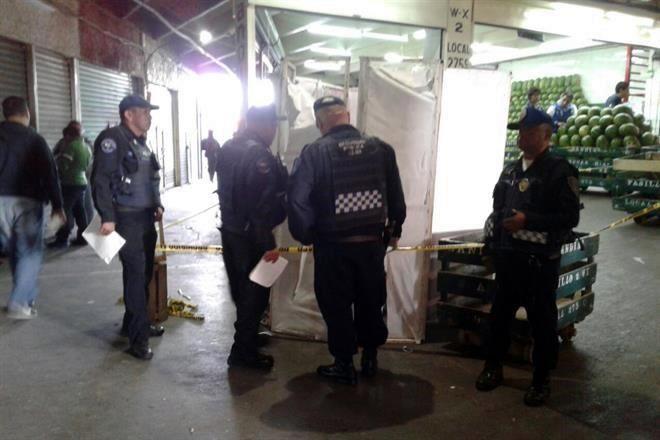 Locatarios de la Central de Abasto matan a golpes a presunto ladrón