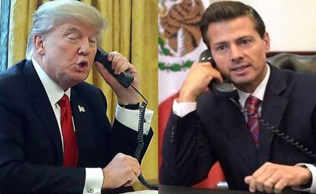 Legisladores califican de 'sumiso y complaciente' a Peña Nieto ante Trump