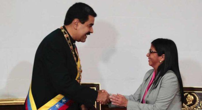 Maduro reconoce y se 'subordina' a la Asamblea Constituyente de Venezuela