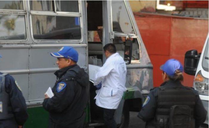 Matan a joven de balazo en la cabeza por resistirse a robo en Iztapalapa