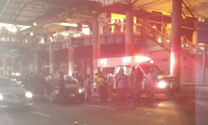 Asesinan una mujer afuera de la estación del Metro Bosque de Aragón