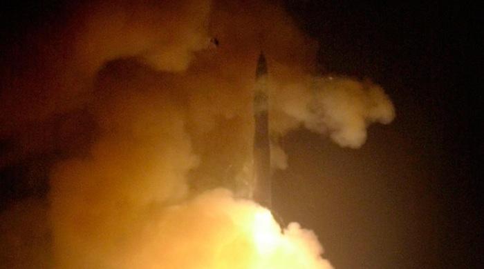 Estados Unidos lanza misil intercontinental tras la prueba de Norcorea