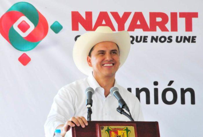 Cancelan visa a gobernador de Nayarit, señalado de proteger a presunto 'narco'