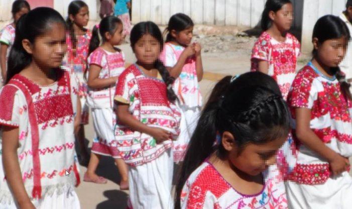 Venden niñas hasta en 200 mil pesos para matrimonio en la montaña de Guerrero
