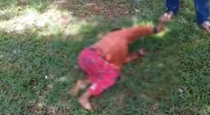 Padre alcoholizaba a su hijo de 6 años en lugar de alimentarlo (VIDEO)