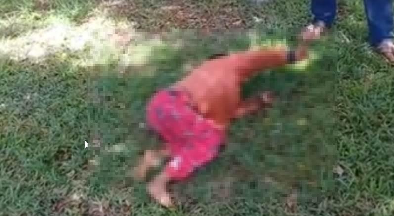 Emborracha a su hijo de 6 años en Veracruz
