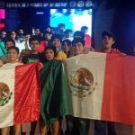 Niños mexicanos ganan plata en competencia internacional de matemáticas