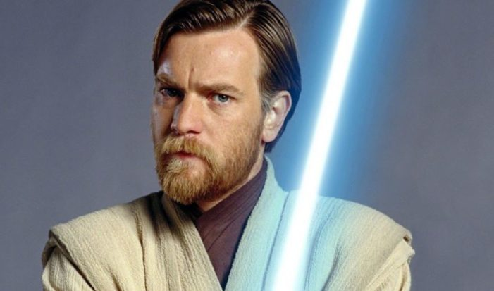 Sacarán filme sobre Obi-Wan Kenobi