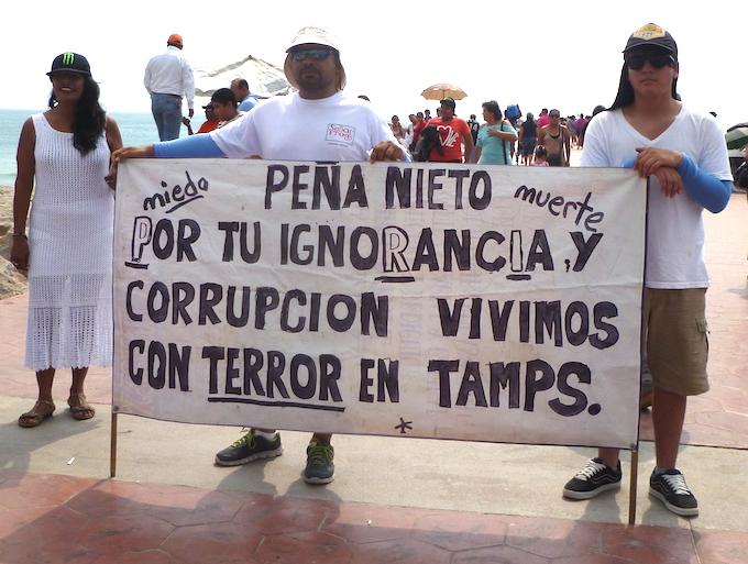 El fracaso de Peña Nieto, una pesadilla para México