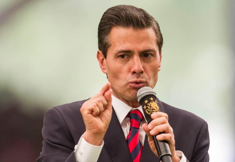 Peña difunde spots de su Quinto Informe y actualiza slogan