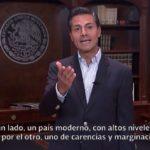 Peña Nieto heredará en 2018 la deuda más alta en la historia, 47.3% del PIB