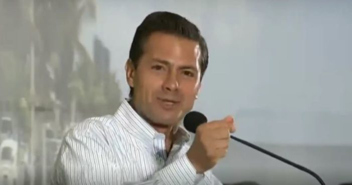 Peña Nieto ¿se compara con un burro?