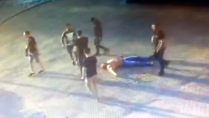 Matan al campeón mundial de levantamiento de pesas en pelea (VIDEO FUERTE)