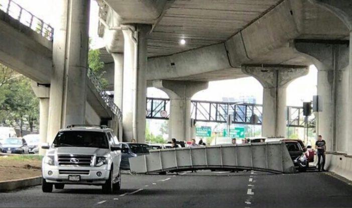OHL construyó tramo del Periférico donde se cayó estructura, descarta más incidentes