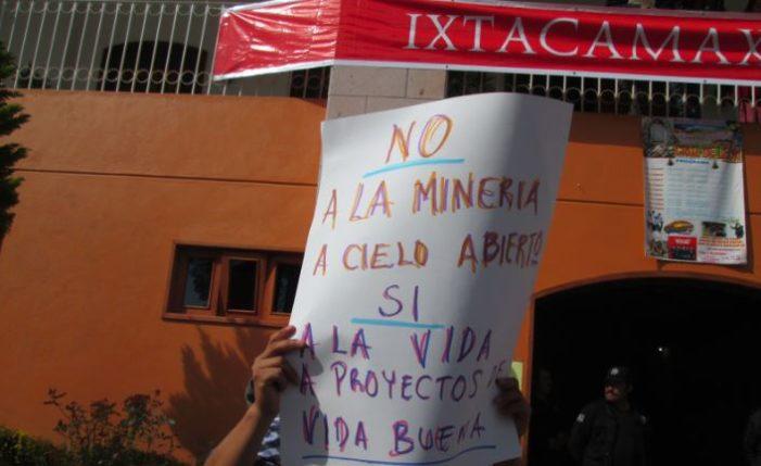 Piden diputados sanciones a Almaden por daños en Ixtacamaxtitlán, Puebla