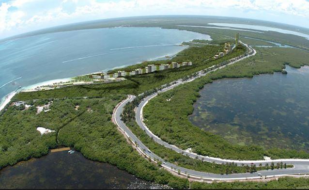 Pleito comercial por construcción de hotel en Punta Nizuc, Cancún; daña zona ecológica