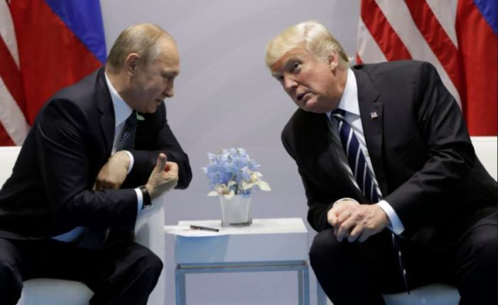 Putin y Trump hablan de resolver la 'peligrosa situación' de Corea del Norte