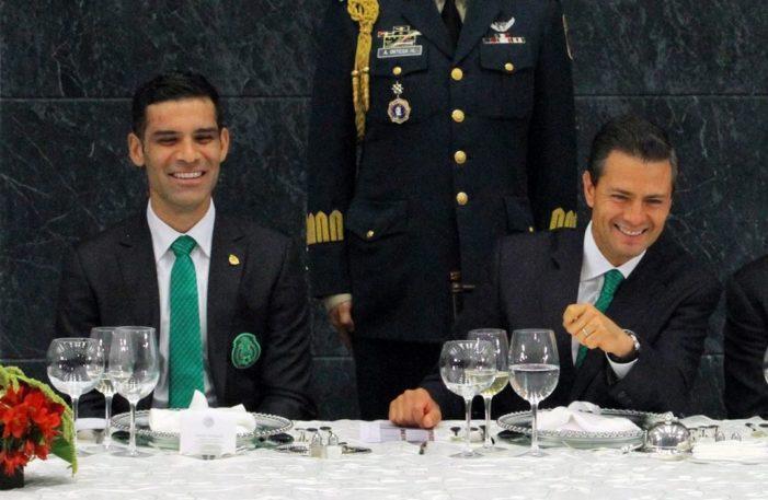 Rafael Márquez se presenta de manera voluntaria a declarar ante la PGR