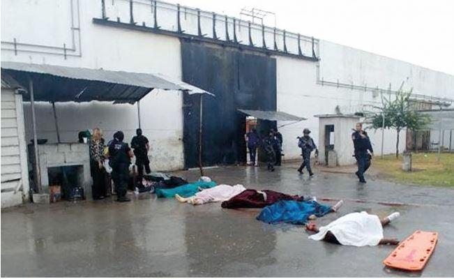 Enfrentamiento en penal de Reynosa deja 9 muertos y 11 heridos