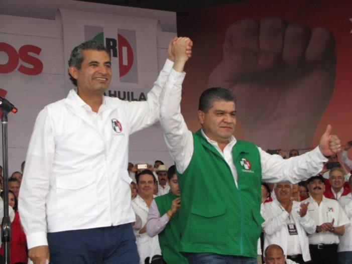 """En Coahuila, Riquelme y el PRI pagarán 129 mil pesos por entregar """"Monederos Rosas"""""""