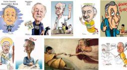 Así despiden caricaturistas a Rius (Imágenes)