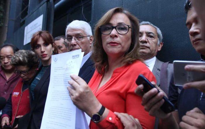 Morena denuncia a Lozoya ante PGR por 'corrupción' en caso Odebrecht