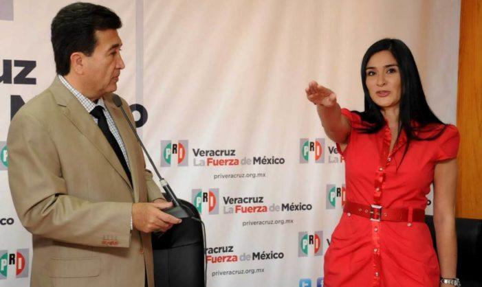 SFP inhabilita por 5 años a funcionaria priista de Veracruz que dio contratos a familiares