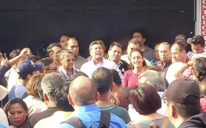 Campesinos respaldan a Sheinbaum para la Ciudad de México
