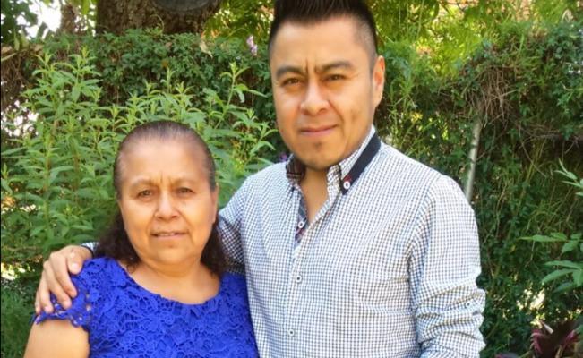 'Te voy a extrañar hijo, ya vas a estar con tu papá': madre del líder de Tierra Mojada
