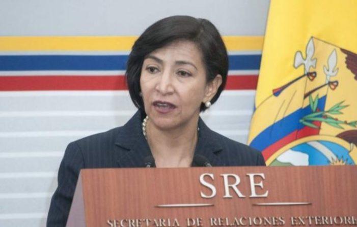 México critica a Maduro, pero no romperá relaciones con Venezuela: SRE