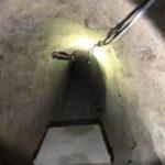Encuentran túnel en la frontera México-Estados Unidos y detienen a 30 personas