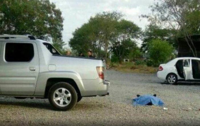 Ejecutan a coordinador de penales de Tamaulipas